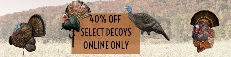 2020 Black Friday 40% off select decoys